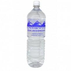 Agua bidestilada